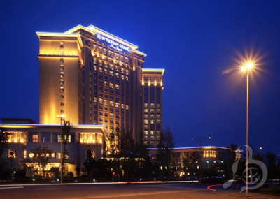 Chengdu Palace Wyndham Gr&67bs2d2and Plaza Royale Le Gr&67bs2d2and Large Hotel